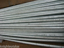8MM THREADED BAR ROD STUDDING GALVANISED  M8 x 1 METRE x10 LENGTHS