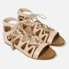 Zara Gladiator Sandals & Beach Shoes for Women