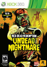 Red Dead Redemption Undead Nightmare Xbox 360 Platinum Hits Tested