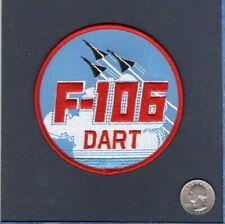 F-106 DELTA DART USAF FIS Fighter Interceptor Convair Squadron Jacket Patch