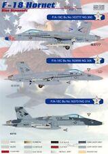 Imprimé échelle 1/72 McDonnell-Douglas F/A-18C Hornet part 1 # 72044