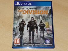 Tom Clancy's The Division PS4 Playstation 4 **FREE UK POSTAGE**