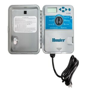 Hunter X-Core 6 Station Outdoor Irrigation Controller