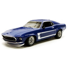 Ford  1969 BOSS 302 Trans Am Mustang 1:18 Scale Model By Acme A1801819B