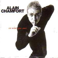 CD Single Alain Chamfort Ce n'est que moi 2 Tr + NEUF +