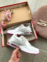 Nike Air Max Excee - CD5432-103 - White / Silver / Pink - Women's Shoe Size 8.5