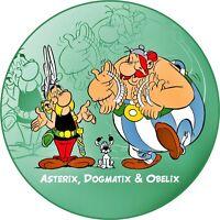 Tortenaufleger Asterix & Obelix Dekoration Eßbar DVD Oblate Tortenbild backen