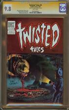 Twisted Tales #3 CGC 9.8 Signature Series RICHARD CORBEN