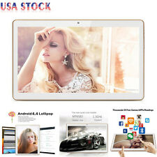 10 inch HD Dual SIM Camera 3G Octa Core Tablet Android 4.4 2Gb+16GB Wifi Tablet