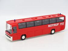 Rietze 1/87 HO - Mercedes O303 Bus Autocar Feuerwehr Pompiers