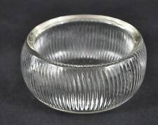 Vintage Glass Dish Peppermint Dish