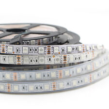 5050 RGB led strip light Waterproof Swimming Pool Underwater LED tape lamp DC12V