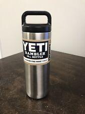 Yeti Rambler 18 - 18 ounce insulated drink bottle w/ Triplehaul Cap - Cv918
