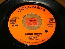 BILL DOGGETT - CHOO CHOO - OOPS - LISTEN - MOD JAZZ SOUL ORGAN POPCORN