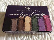 URBAN DECAY Seven 7 Days of Shadow & Primer Potion DELUXE SAMPLER SET BOX - BNIB