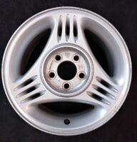 Wheel 17x7 Aluminum TPMS 8 Spoke Fits 08-09 TAURUS 1502427