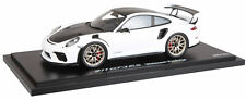 Porsche Modelldauto 911 (991 II) GT3 RS Weissach Package Weiß 1:18 Limited Editi