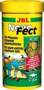 JBL NovoFect 1000ml Food tablets for plant eating aquarium fish