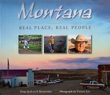 Montana Real Place, Real People Alan S. Kesselheim essay book Lee photography