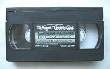 The Muppet Christmas Carol VHS Videocassette Home Video VCR Movie Disney Henson