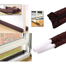 Hot Twin Door Draft Dodger Guard Stopper Protector Under Door Draught Excluder