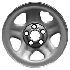 Reconditioned 15X7 Silver Steel Wheel for 1993-2001 Jeep Cherokee  560-09012