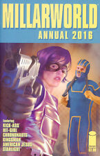 Millarworld Annual 2016 #1 VF/NM Kick-Ass Hit-Girl Kingsman Image Comics