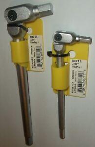 Bondhus Hex Pro Imperial Allen Keys Pivot Head Wrench