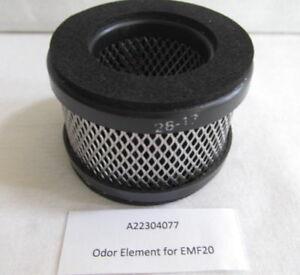 A22304077 or A223-04-077 Odor element for Edwards Vacuum EMF20 mist filter