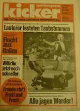 Kicker 1985 , Nr. 5 , 1.Fc Kaiserslautern