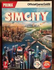 SIMCITY SIM CITY PRIMA OFFICIAL STRATEGY GAME GUIDE