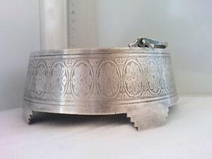 1824 Imperial Warsaw Fraget Poland Polish Russian sugar bowl w handle decorated