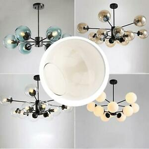 Creative Glass Globe Lamp Shade Multiple Specifications Handmade Crafts