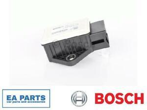 Sensor, longitudinal-/lateral acceleration BOSCH 0 265 005 774