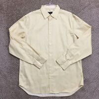 Banana Republic Mens Large Classic Fit Long Sleeve Button Front Shirt