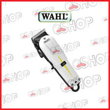 TOSATRICE WAHL CORDLESS SUPER TAPER BIANCO PROLITHIUM SERIES