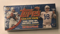 2000 Topps NFL Complete Trading Card Set (FACTORY SEALED)