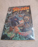 Image Comics Spawn #34 August 1995 with Cardboard and Protective Sleeve