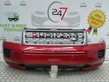 2010 - 2013 GENUINE LAND ROVER FREELANDER 2 FACELIFT FRONT BUMPER