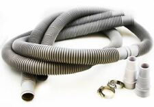 """Above Ground Swimming Pool Hose 1 1/4"""" Kit 12 ft Pump Filter Connection Set"""