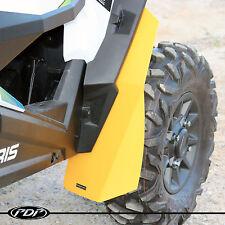 Polaris RZR XP 1000 TURBO (14-17) UTV Mud Flaps / Fender Flares by PDP_ YELLOW