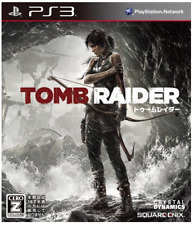 PS3 - Tomb Raider (2013) **New & Sealed** Official UK Stock