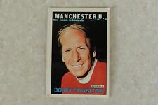 A&BC Football Card No. 104 Bobby Charlton Manchester United Red Back