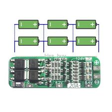3S 20A Li-ion Lithium Battery 18650 Charger BMS Protection Board Batterie cell
