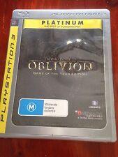 The Elder Scrolls IV: Oblivion PS3 Game