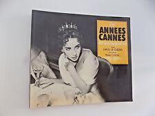 LES ANNEES CANNES 40 ANS DE FESTIVAL J.M.G. LE CLEZIO 1987 VOL. IN FRANCESE - D4