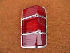 1963-65 66-69? Opel Wagon NOS Hella Right Tail Lamp Light Lens & Chrome Bezel
