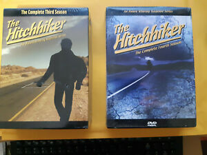 Hitchhiker Seaon 3 & 4 DVD