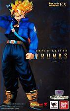 Bandai Figuarts ZERO EX Dragon Ball Z Super Saiyan Trunks Statue USA Authentic