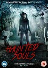 Haunted Souls DVD NEW dvd (HFR0284)